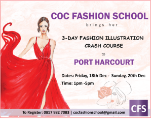 Fashion Illustrtion Port Harcourt