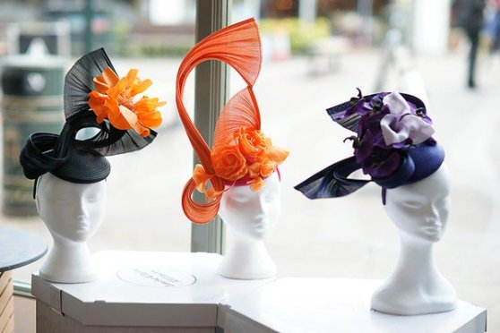 coc fashion school fascinators