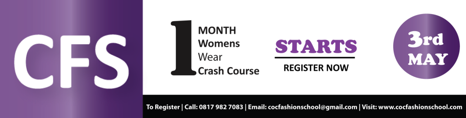 Women S Wear Beginner Short Course Coc Fashion School